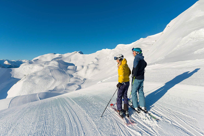 Skifahren in Rauris